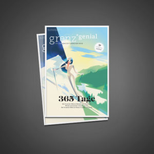 Turracher-Höhe-grenzgenial-Magazin-nr2-stapel