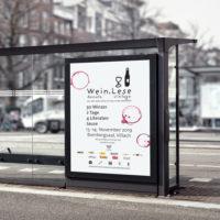 Weinlese-Event-vermarktung-Plakat-Magneto-Quadrat