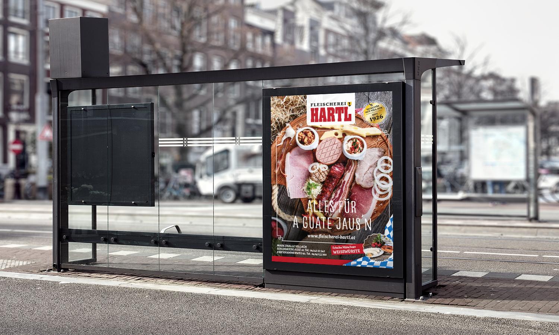 Hartl Billboard MockUp Quer